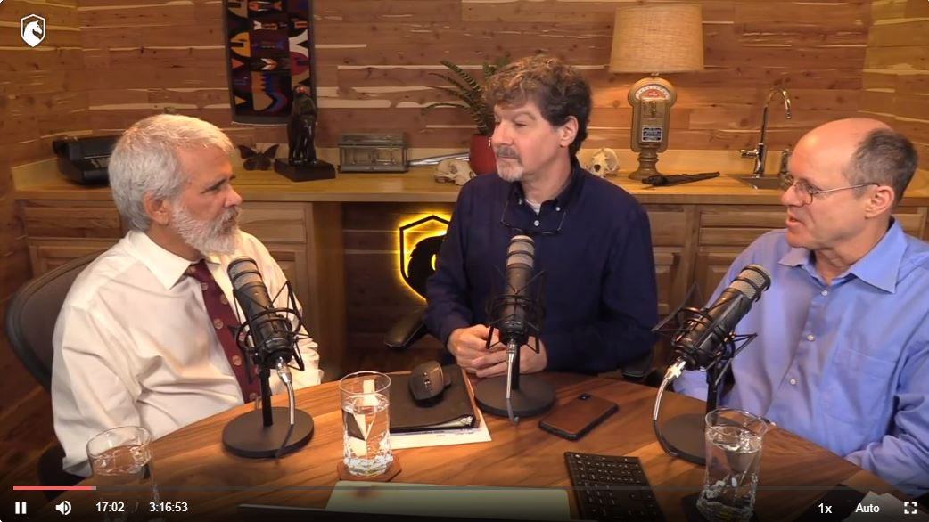 How to save the world, in three easy steps Dr. Robert Malone, Mr. Steve Kirsch, Dr. Bret Weinstein