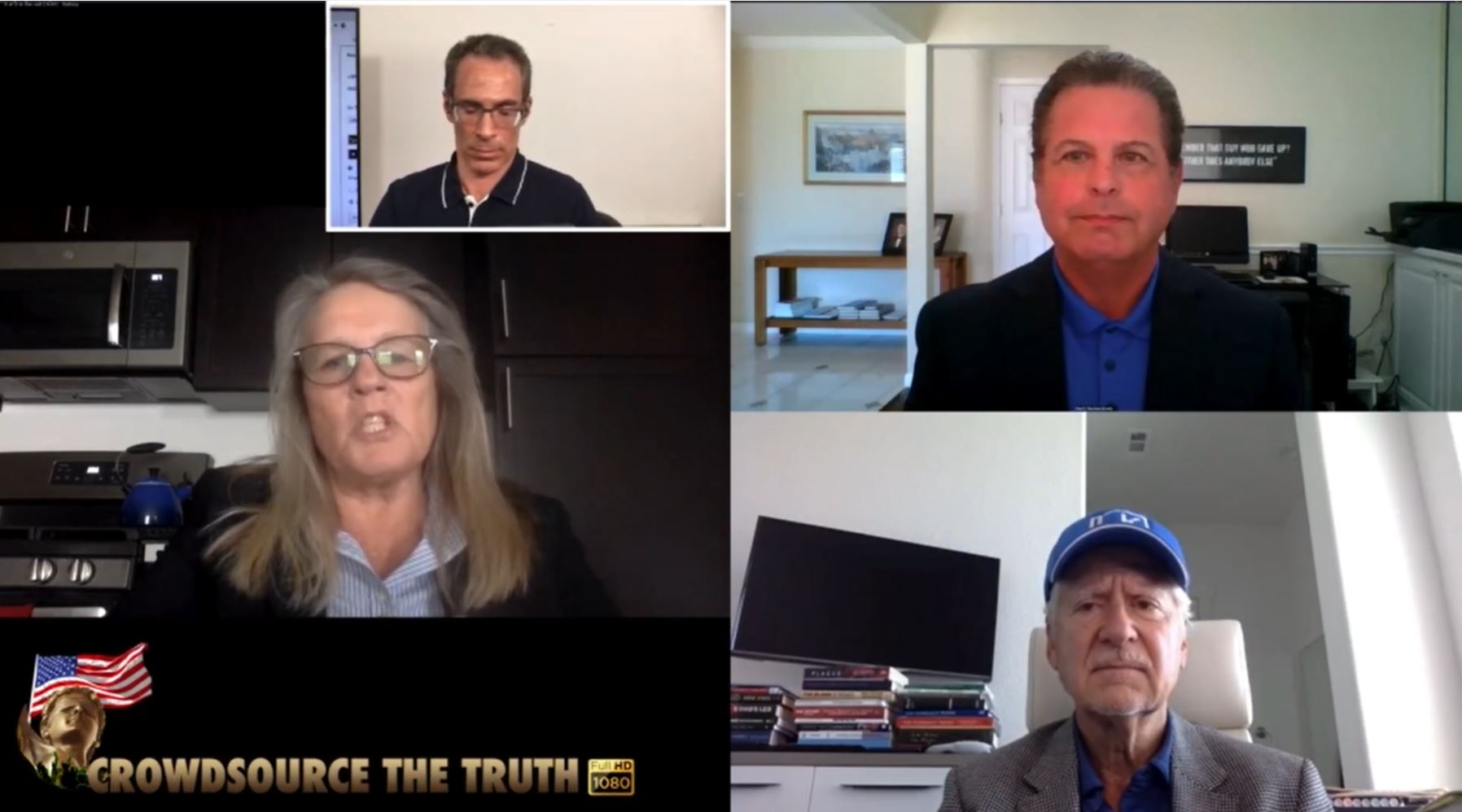 The Silencing of Dr. Judy Mikovits with Guests Dr. Judy Mikovits, Kent Heckenlively & Larry Klayman