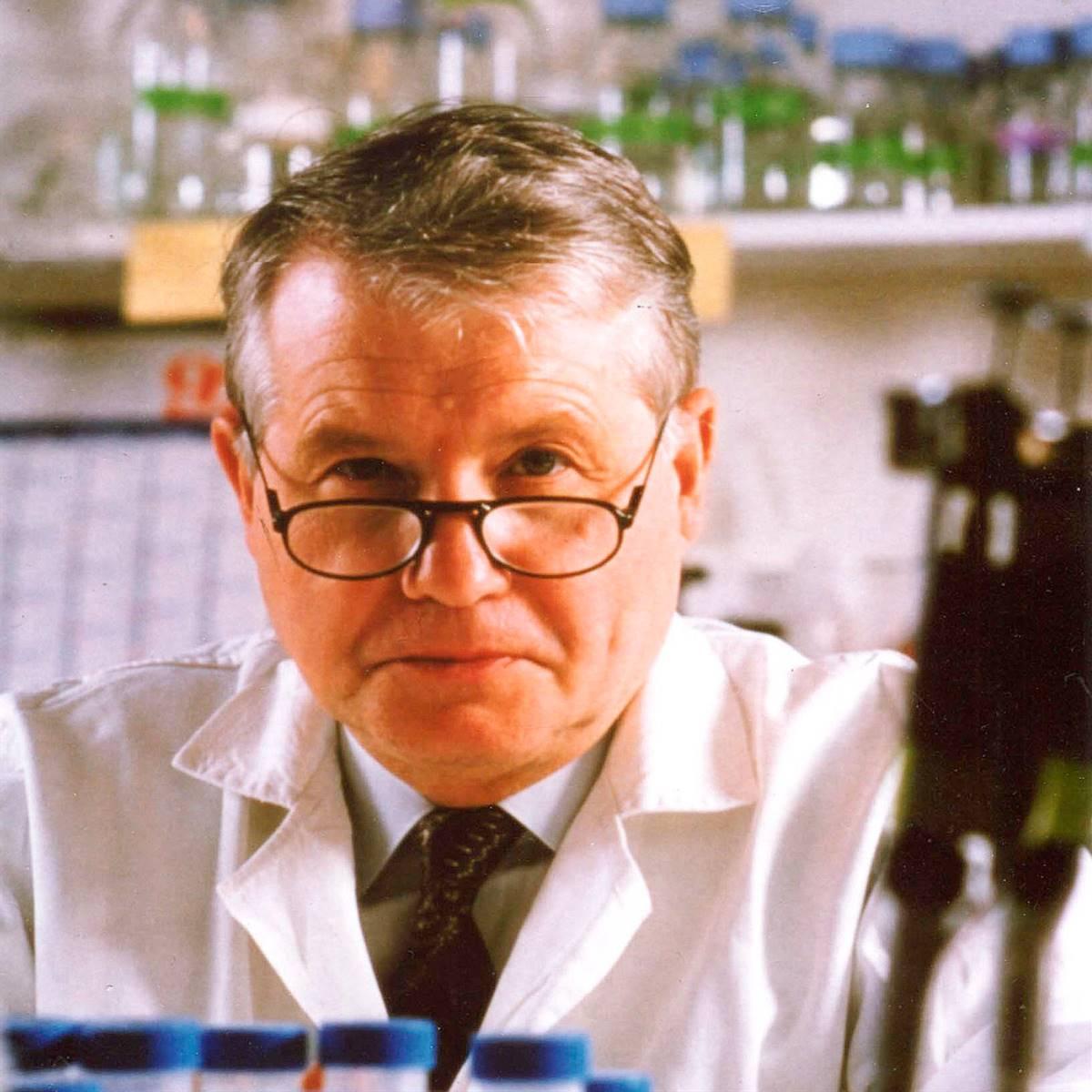 Professor Luc Montagnier