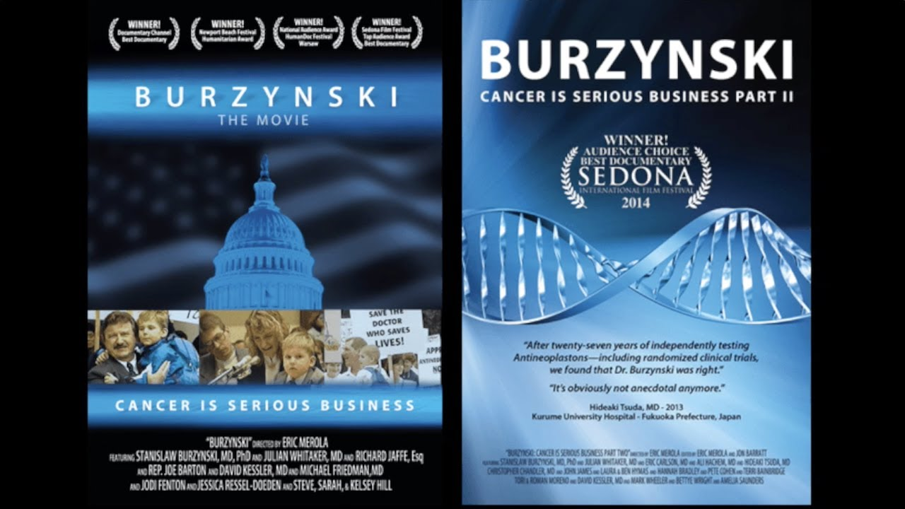 Dr Burzynski: Cancer Cure Cover Up